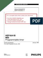 Hef4541b Philips