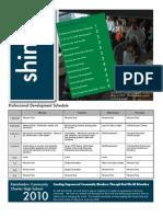 Staff Development August.10