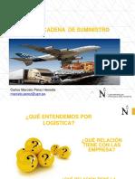 Introduccion a La Logistica y La Cadena de Suministros