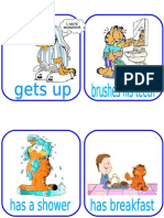 Daily Action Flashcards Flashcards