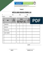 9.- Inventario Bnaco de Libros (Formato C)