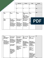 english iii unit calendar-period 2