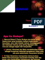 PPT Budaya Organisasi