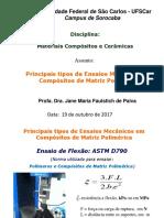 Arquivo - Principais Ensaios Mecânicos Em Compósitos Poliméricos