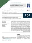 Strength Development of Recycled Asphalt Pavement – Fly Ash