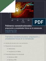 Polimeros nanoestructurados