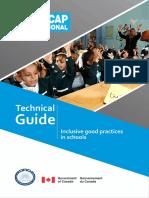 Gaza Inclusive Good Practices Guidelines