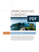 Mercado No Turismo