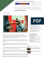 Menyemai Bibit Wirausaha Baru Di Perguruan Tinggi - ANTARA Sumatera Barat