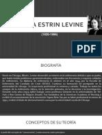 Myra Estrin Levine