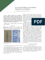179_sbse2006_final - Mapeamento Do Campo Elétrico Em Isoladores Poliméricos Com Defeitos