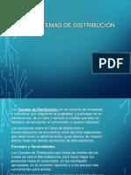 Caracterizacion Del Sistema de Distribucion