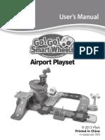 144100 GGSWAirportPlaysetProductManual 10.22.12 FINAL