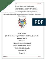 PROTOTIPO CON EL TOOLBOX DAMAROB DE MATLAB