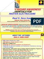 RME Arc Flash Hazards Awareness