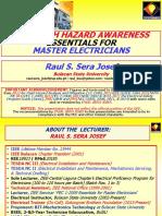 RME Arc Flash Hazards Awareness