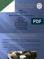Maquinado en Arranque de Viruta en Taladros y Cepillos EXPO