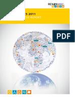 Renewables 2011,Global Status Report
