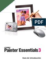 Manual Corel Painter Essentials 3
