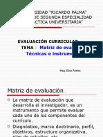 Matriz de Evaluacion-31 Dp Apoyo