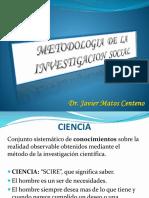 02 Metodología Investigación Social