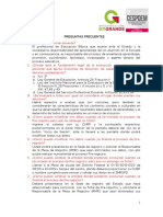PREGUNTAS FRECUENTES_ingreso Al Servicio Profesional Docente SPD