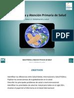 1.3. Globalizacion y Salud
