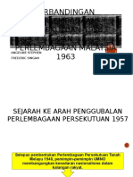 Minggu 7a Perbandingan Perlembagaan 1956 Dan 1963 (Angeline Dan Frederic)