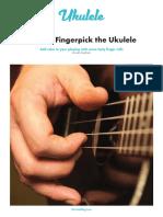 Uke Finger