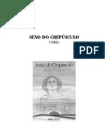 Sexo do Crepúsculo Jorge Mautner 1966.pdf