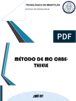 Mccabe Thiele Carga