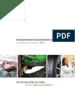 2013 Environmental Brochure