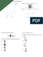 Apostila Da Provinha Brasil de MT - Descritor D4.2 (Figuras Geométricas Espaciais)