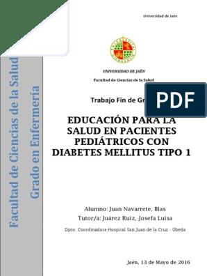 diabetes antígeno leucocitario humano en niños