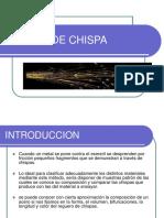 Ensayo Chispa