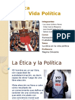 La Etica en La Vida Politiva FCC 1