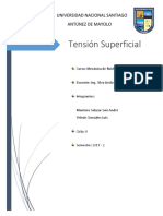 Inf Tension Superficial