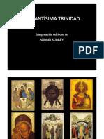 La Trinidad - Rublev