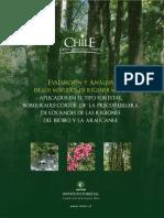 Evaluación y Análisis de Los Métodos de Regeneración en Tipo Forestal Roble Rauli Coigue de la Precordillera de los Andes de las Regiones del Biobio y La Araucanía INFOR