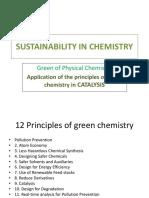 Green Chemistry Kimia Fisik