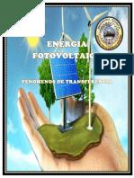 Fenomenos Turno b Energia Fotovoltaica