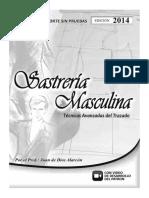 Libro PDF Sastreria Masculina 2014