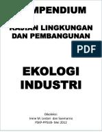 Kompendium Kajian Ekologi Industri