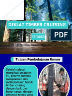 Timber Cruising TPU
