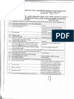 Specifications of Colour Coated Sheet 1418975110