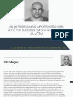 Fabio Gurgel Book 10 Regras