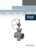Mj-1645-Us Expanding Gate Valve Mj