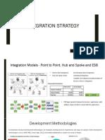 Integration Strategy - Vendor Management B2B