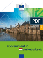 Egov in Netherlands - January 2015 - V 17 0 Final
