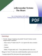 Cardiovasculer System Dan Tumor Jantung Serta Cor Pulmonale